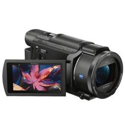 Sony Handycam AX53 4K Flash Memory Premium Camcorder/Black/F