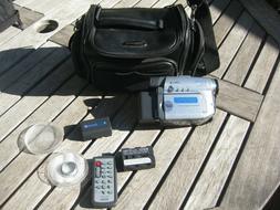 Sony Handycam DCR-DVD201 Camcorder Bundle