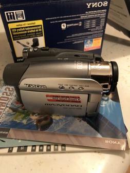 Sony Handycam DCR-HC26E Mini DV Camcorder