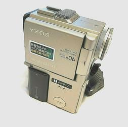 Sony Handycam DCR-PC1 DV Camcorder