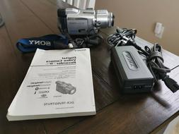 Sony Handycam DCR-TRV70 Digital Mini DV Camcorder Record Tra