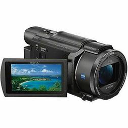 Sony Handycam FDR-AX53 Digital Camcorder - 3 - Touchscreen L