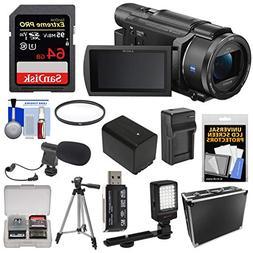 Sony Handycam FDR-AX53 Wi-Fi 4K Ultra HD Video Camera Camcor