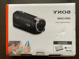 Sony Handycam HDR-CX440 Full HD Camcorder - Black Handycam