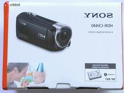 Sony Handycam HDR-CX440 Full HD Camcorder - Black