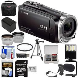 Sony Handycam HDR-CX455 8GB Wi-Fi HD Video Camera Camcorder