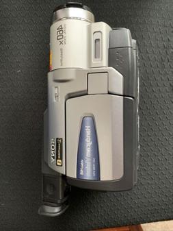 sony handycam vision hi8 Trv68