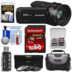 Panasonic HC-V800 Wi-Fi Full HD Video Camera Camcorder with