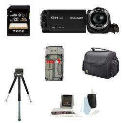 Panasonic HC-W570 Super Zoom Camcorder with Built-in WiFi +