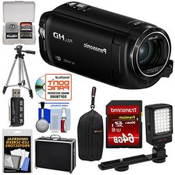 Panasonic HC-W580 Twin Wi-Fi HD Video Camera Camcorder with