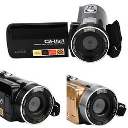 HD 1080P 18MP Digital Camcorder Video DV Camera Night Vision