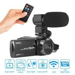 Andoer HD 1080P WiFi IR Night Vision Digital Video Camera Ca