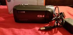 Sony HDR-CX240 Camcorder -  Black Read MY DESCRIPTION