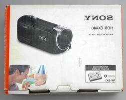 hdr cx440 handycam 1080p hd 8gb internal