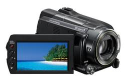"Sony HDR-XR520-E ""PAL System"" 240GB HDD High Definition Camc"