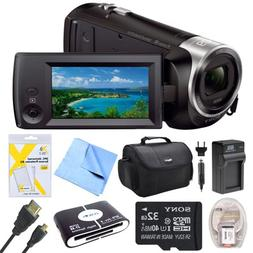 Sony HDRCX405 HDR-CX405 CX405 Video Recording Handycam Camco