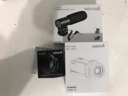 hdv 301str m digital video camera w