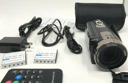 Hausbell HDV 302S Digital Video Camcorder 1080p