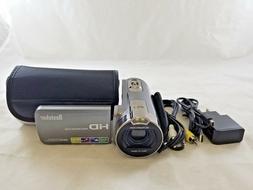hdv 312p 1920x1080 full hd camcorder gray