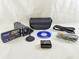 Besteker HDV-601S Video Camcorder 1080P 20MP LCD BLUE