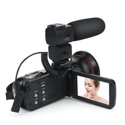ORDRO HDV-Z20 Wifi 3'' LCD Video Camera Remote Control Camco