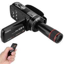 Andoer HDV-Z8 1080P Full HD Digital Video Camera Camcorder L