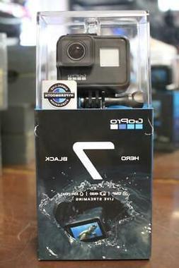 GoPro Hero 7 Black 4K Action Camera/Camcorder NEW SEALED