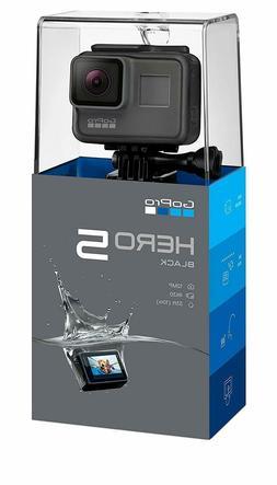 GoPro HERO5 Session ActionBra Camera 4k Video 10MP Photo Cap