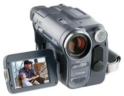 Sony Hi8 Camcorder 8mm Video Player CCD-