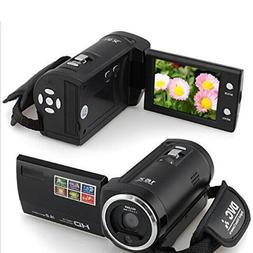 "Hictech 2.7"" TFT LCD 16mp Hd 720p Digital Video Recorder Cam"