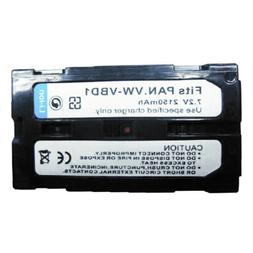 High Quality Generic 2150mAh Replacement Battery for PANASON