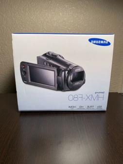 Samsung HMX-F80 Flash Memory HD Camcorder