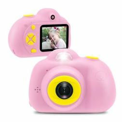 Rechargeable Digital Front & Rear Selfie Camera Child Camco