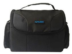 I3ePro DSLR Digital Camera Deluxe Padded Case Bag for Canon