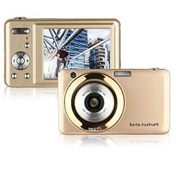 KINGEAR KG007 2.7 Inch TFT 5X Optical Zoom 15MP 1280x720 HD