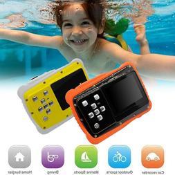 Kids Digital Camera 12MP HD 1080P Video Camcorder Children S