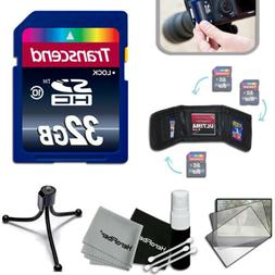Xtech Accessories KIT for SONY NEX5N + Transcend 32GB High-S