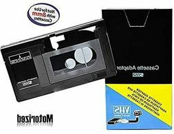 Konig VHS-C Cassette Adapter  - Not Compatible with 8mm/Mini