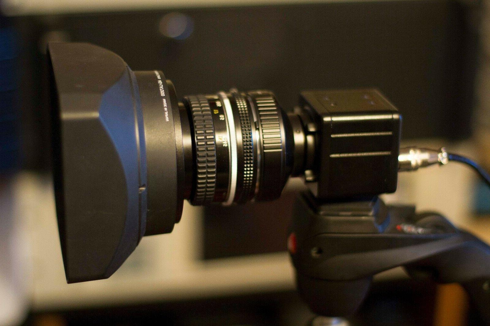 1 USB Camera Live Streaming Pkg Mac Pc Linux OBS canon/nikon