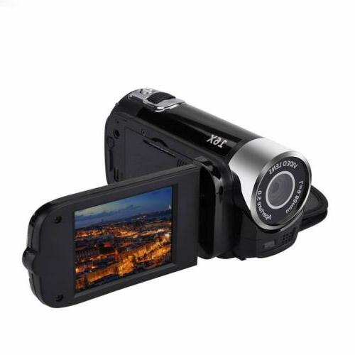 1080P Camcorder Digital Video 24MP 16X AV