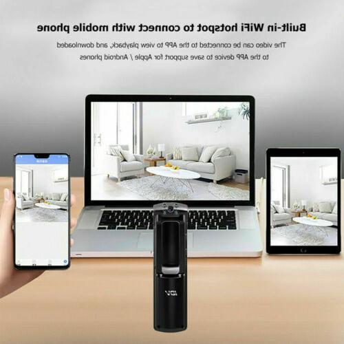 10hour HD Camcorder Mini Police Body Camera Video DVR Night Cam US