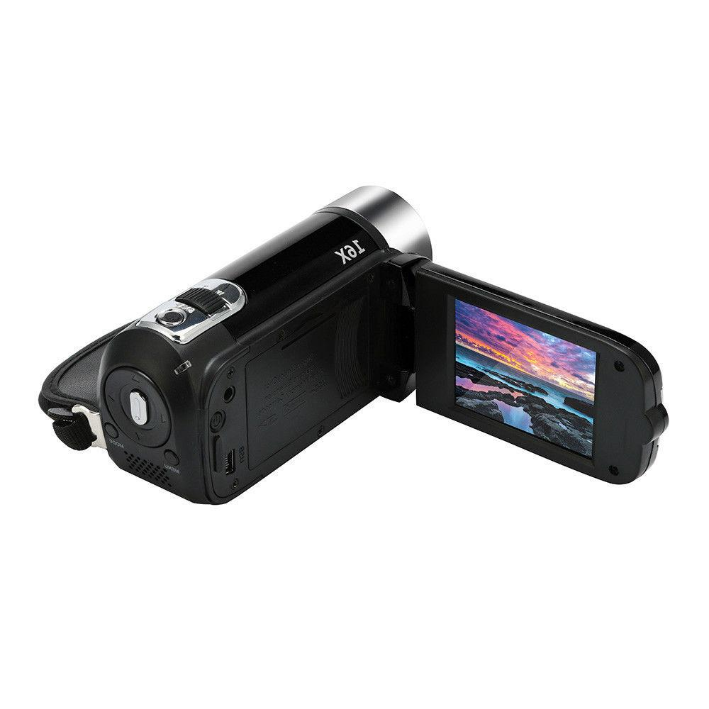 2.7'' Video Camera DVR Camcorder USA