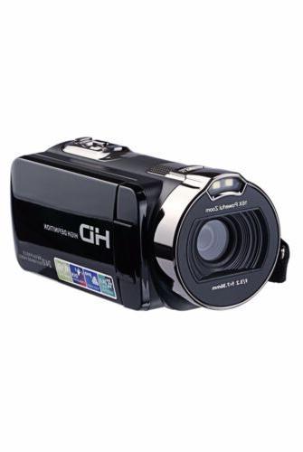 """PowerLead 2.7"""" Screen Digital Camcorder 24MP"""