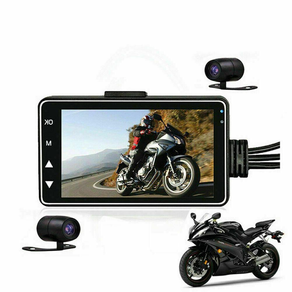 Motorcycle Dash Video G-SENSOR