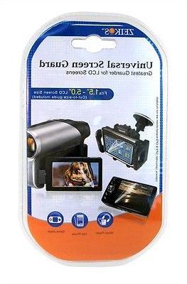 3 LCD Screen Guard HDR-CX190