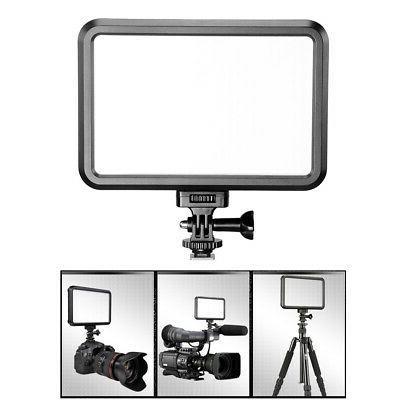 PT-12B LED Video Camcorder Fill-in Light Panel for Canon Nik