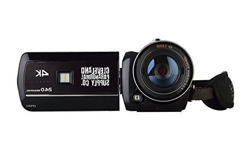 4K HD Night Full Spectrum Camcorder Ghost Hunting Camera