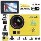 Andoer 4K Full HD 1080P Waterproof Sports Camera WiFi Action