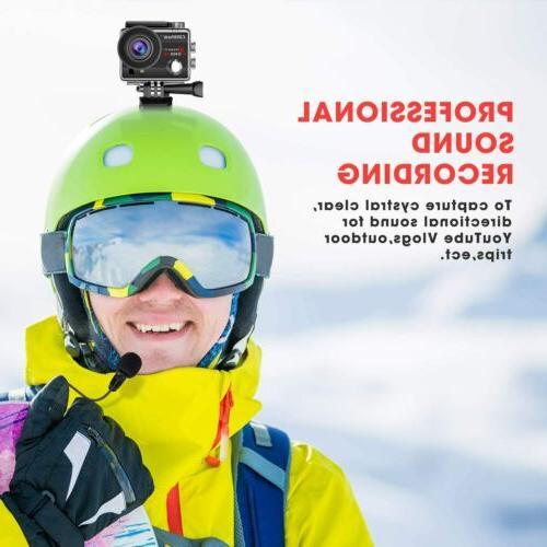 Campark 4K 1080P Camera Video as Go