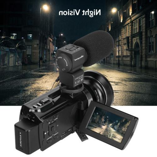 4K HD 16X MP Video & IR Vision